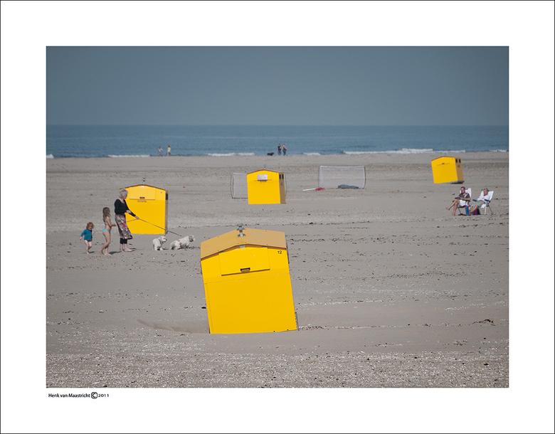 Wijk aan zee-26 - eigenlijk best een stranddagje