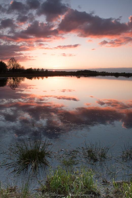 Haaksbergerveen Sunset