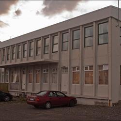 IJsland: Armoe in Borganes