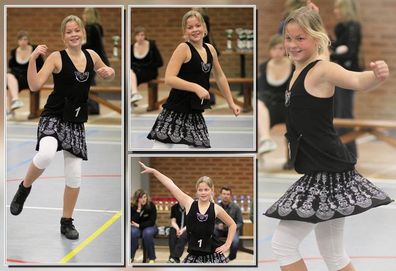 Floor solo - Clipdance - Nationale wedstrijd FS solo - Zondag 19/10/2008