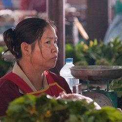 Laos op de markt
