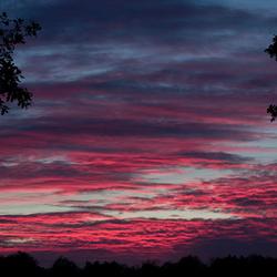 Red Velvet Sunset
