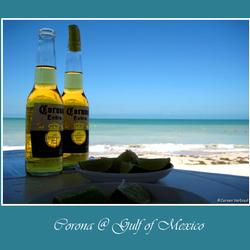 Corona @ Gulf of Mexico
