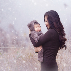 Of all the gifts that life has to offer, a mother is the greatest of all ...