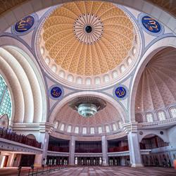 Masjid Wilayah Persekutuan in Malaysia