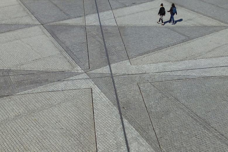 straatbeeld - straatbeeld in Breda<br /> <br /> gr Joke