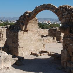 Ruïnes van het antieke Paphos