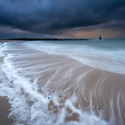 Stormy Seascapes