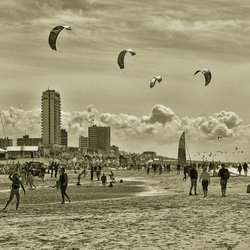 Een mooie Strand dag.