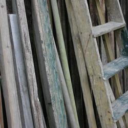 Oude planken