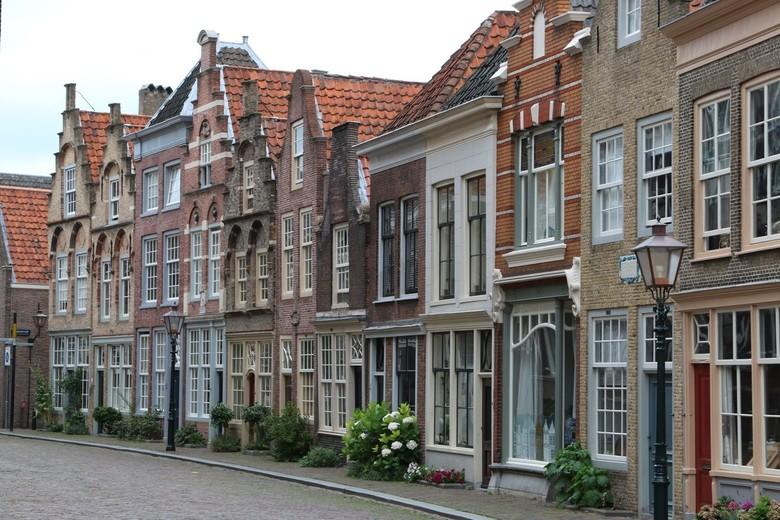 Dordrecht - In de oude binnenstad van Dordrecht