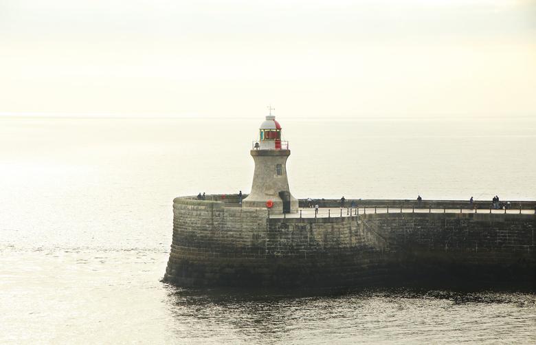 Along the British coast -