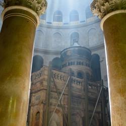 Kerk in Jerusalem