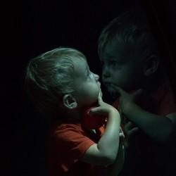 Blijdorp met mij zoon