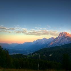 mountains of tirol