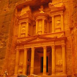 De schatkamer van de farao