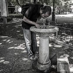 Water tegen de dorst