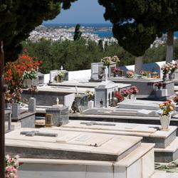 begraafplaats Kreta
