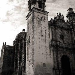 San Jose Church Campeche Mexico 11-2015