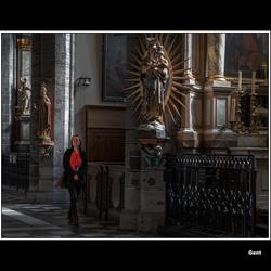 Gent St Jacobskerk