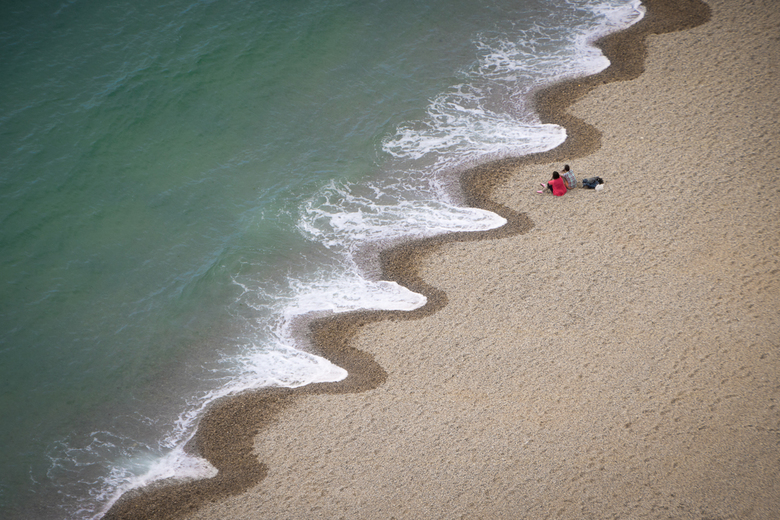 Zen aan zee