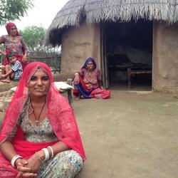 Bishnoi dorp