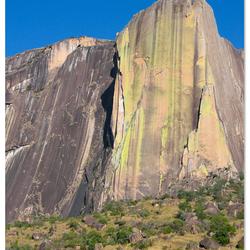 Tsaranoro valley Madagascar