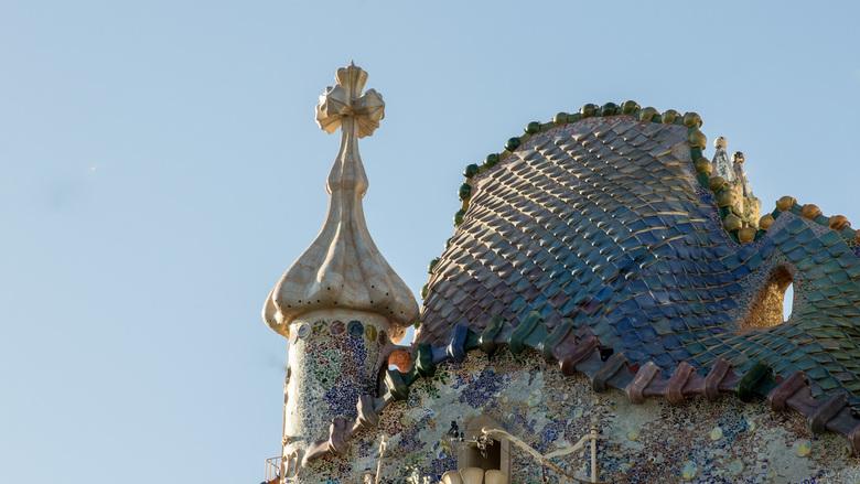 Gaudi Barcelona -