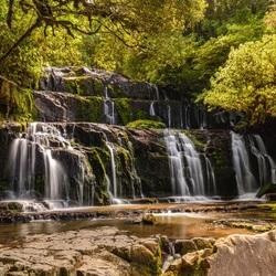 Parukaunui Falls
