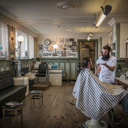 New York Barbershop Rotterdam