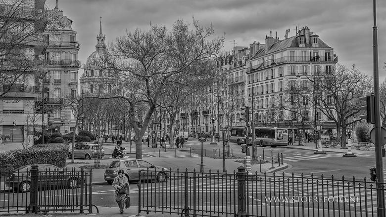 Paris - Dôme des Invalides