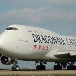 Waving dragon!