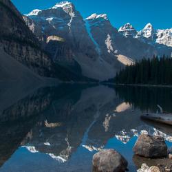 Lake Moraine - Banff National Park - Canada