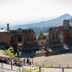 Teatro Antico di Taormino