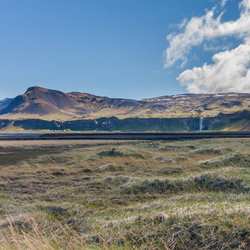 IJsland - omgeving Seljalandsfoss
