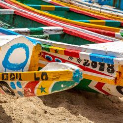 Kleurrijk Senegal