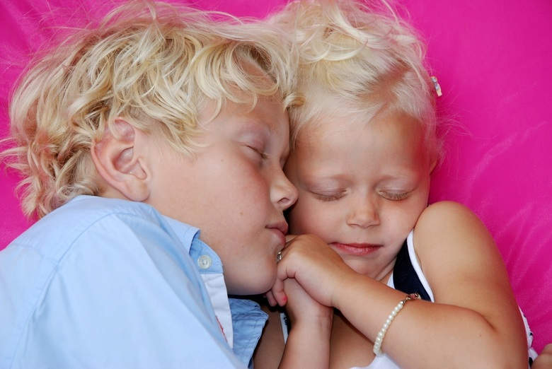 Broer en zus - Liefde