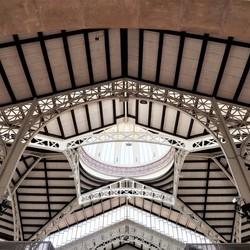 dak centrale markt Valencia