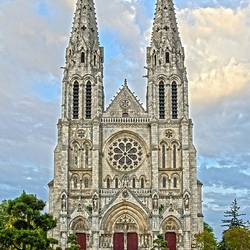 Kerk Chateauroux