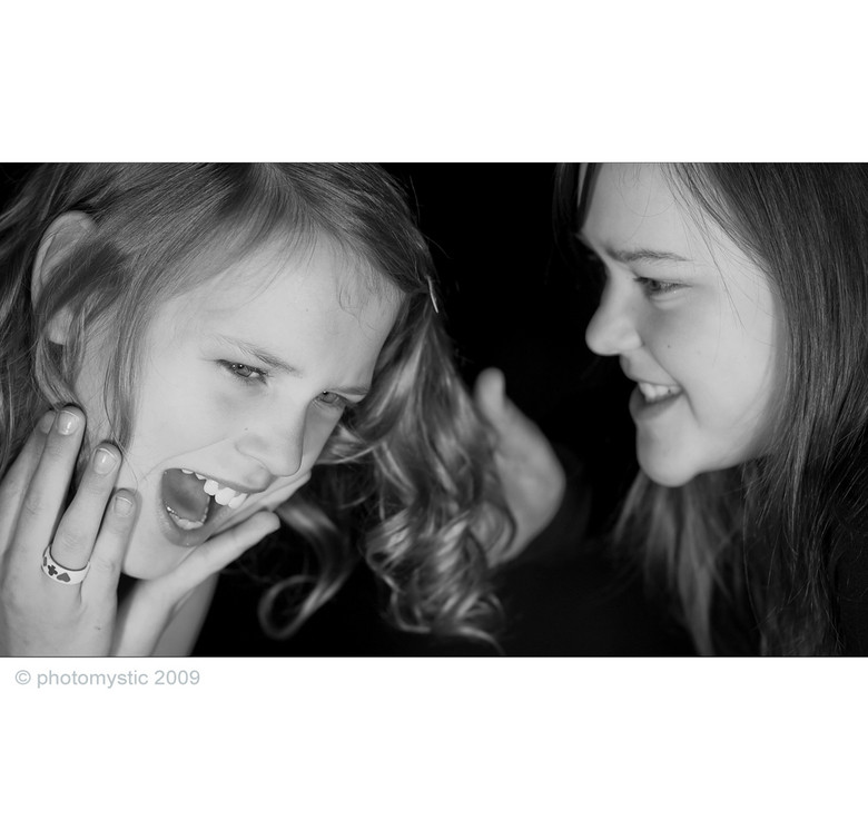 We're bad girls -
