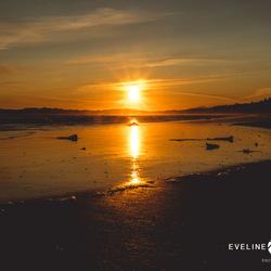 Zonsondergang Vancouver Island - Canada