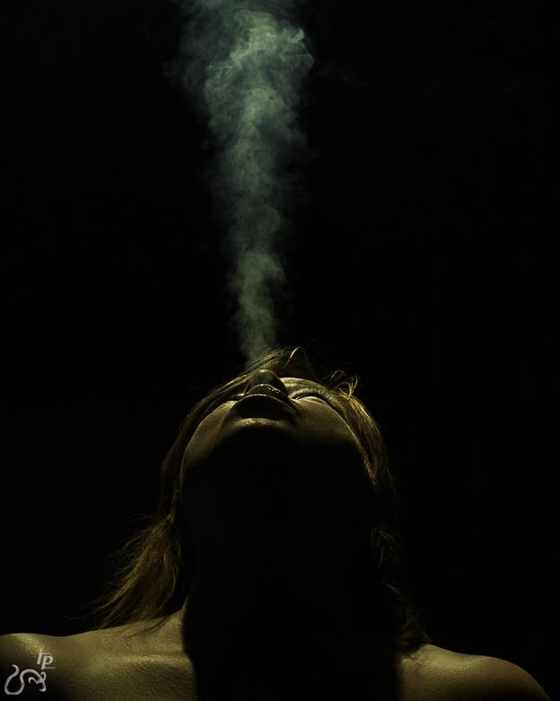 Smoke....