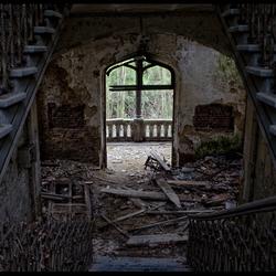 chateau de Mesen HDR