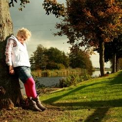 Herfst in het polderpark