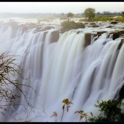 Victoria Falls South Luangwa Zambia