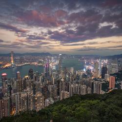 Typisch Hong Kong