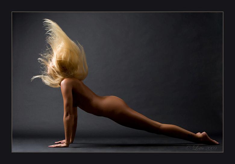 Fitness modellen naakt Fotos