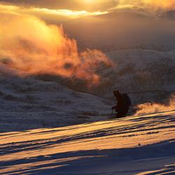 Sundown Skier II