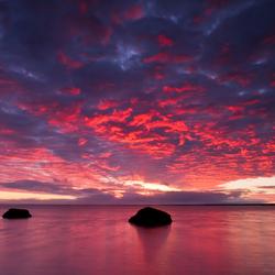 Lake Holtsos IJsland