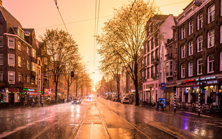 Amsterdam Golden Hour